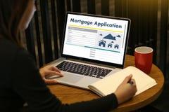 Det bosatta godset INTECKNAR rätta för fastighetegenskapsinvestering Royaltyfria Foton