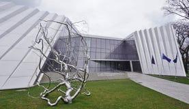 Det breda museet på Michiganuniversitetet arkivbild