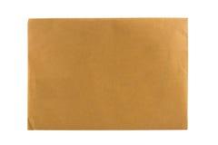 Det bruna kuvertslutet sköt upp Arkivbild