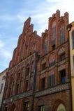 Det Copernicus museet i Torun, Polen arkivbilder