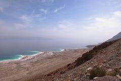 Det döda havet - Israel Arkivbild