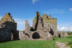 det dunnottar slottet fördärvar Royaltyfria Bilder