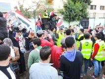 Det egyptiska folket älskar general Sisi Arkivfoton