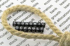 Det ekonomiska begreppet Arkivbilder