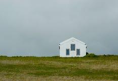 Det ensamma huset Arkivbilder