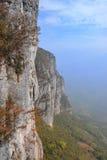 Det Enshi Grandet Canyon arkivfoton