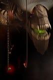 Det fantastiska monstret Arkivfoton