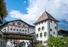 Det Forst bryggeriet som grundas i 1857, är bekant som ett av de största bryggerina i helheten av Italien och lokaliseras i skoge royaltyfria bilder