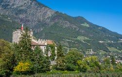 Det Forst bryggeriet som grundas i 1857, är bekant som ett av de största bryggerina i helheten av Italien och lokaliseras i skoge arkivbilder