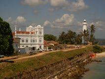 Det Galle fortet, Sri Lanka Fotografering för Bildbyråer
