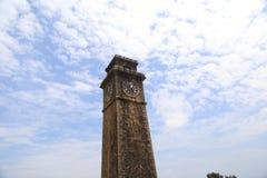 Det Galle klockatornet royaltyfria bilder