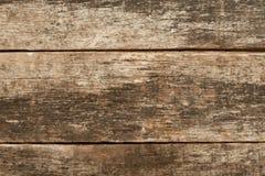 Det gamla episka wood texturslutet upp Royaltyfri Fotografi