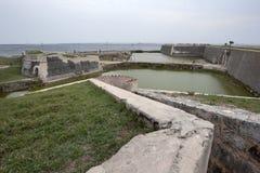 Det gamla holländska fortet i Jaffna, Sri Lanka Arkivbild