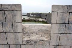 Det gamla holländska fortet i Jaffna, Sri Lanka Royaltyfria Foton