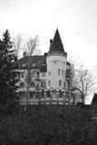 Det gamla hotellet kallade Valtionhotelli arkivbilder