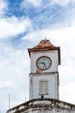 Det gamla klockatornet Arkivbild