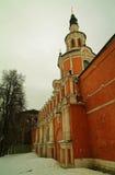 Det gamla porttornet Arkivbilder