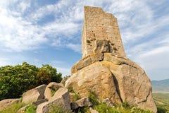 Det gamla tornet av ön Royaltyfri Fotografi