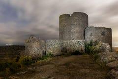 Det glömda tornet royaltyfria foton