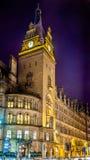 Det Grand Central hotellet, en historisk byggnad i Glasgow Arkivbilder