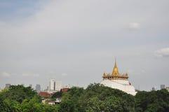 Det guld- berget Royaltyfria Foton