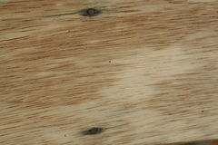 Det härliga bruna trä Royaltyfria Bilder