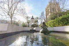 Det härliga Pasadena stadshuset, Los Angeles, Kalifornien Arkivfoto