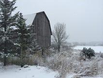 Det har snöat Arkivfoto