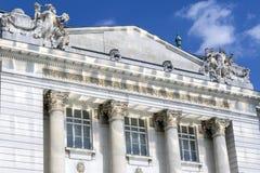 Det historiska tekniska museet av Wien arkivbild