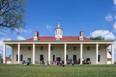 Mount Vernon Washington royaltyfri bild