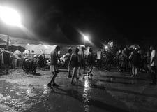 Det inkört regnet fotografering för bildbyråer
