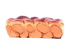 Loaf isolerade på en vit Royaltyfria Bilder