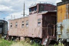 Det järnväg museet för Pueblo fotografering för bildbyråer