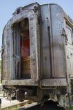 Det järnväg museet för Pueblo Royaltyfri Foto