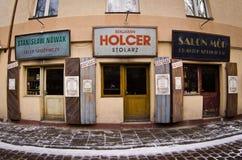 Det judiska arvet av Krakow fotografering för bildbyråer