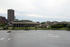 Det kanadensiska museet av historia Royaltyfri Foto