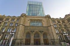 Det kanadensiska museet av naturen, Ottawa Kanada Royaltyfri Fotografi