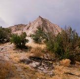 Det Kasha-Katuwe tältet vaggar den nationella monumentet - NM Royaltyfria Foton