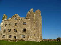 Det Kilmacdaugh slottet fördärvar 02 Royaltyfria Foton