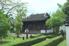 Det kinesiska huset på konungen Rama offentlig IX parkerar INGET 2 royaltyfri fotografi