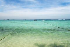 Det klara havet Royaltyfri Fotografi