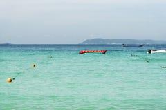 Det klara havet Royaltyfria Foton