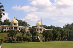 Det kungliga museet Malaysia Royaltyfri Fotografi