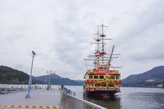 Det kungliga skeppet II Royaltyfria Bilder