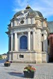 det kyrkliga fragmentet adlar stockholm Arkivbild