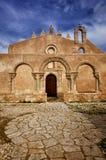 Det kyrkliga Sanet Giovanni i Siracusa, Italien Fotografering för Bildbyråer