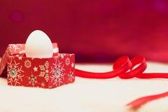 Det lyckliga nya året/att gifta sig jul Arkivfoton