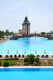 Det lyxiga hotellet för Mardan slott Royaltyfri Foto