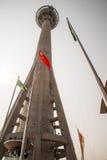 Det Macao tornet Royaltyfria Bilder