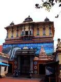Det mahal gamla arkivet för thanjavursaraswathi Royaltyfria Foton